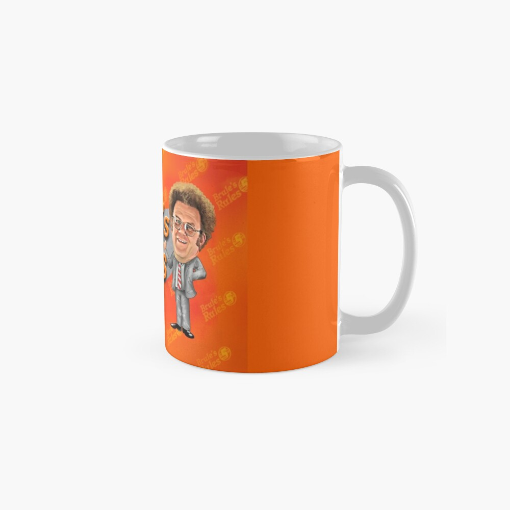 Brule'S Rules - For Your Health - Ceramic 11Oz Coffee Mug ...